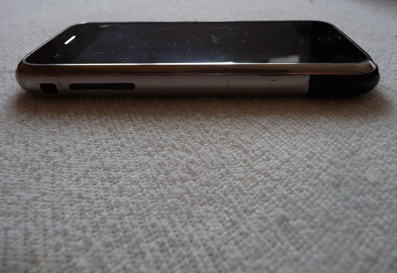 externe harde schijf iphone