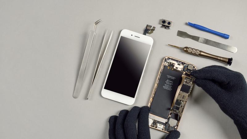 beeldscherm iPhone vervangen