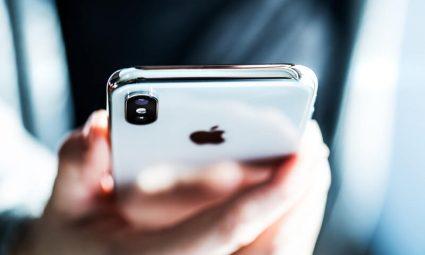 waaruit bestaat een iphone