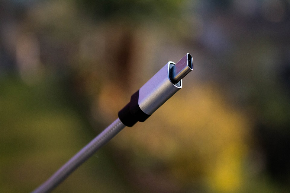 iphone 8 opdaden met usb-c