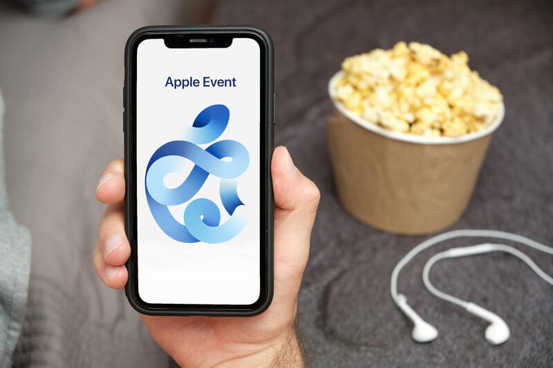 iphone presentatie