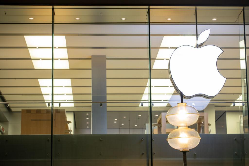 vr headset van apple